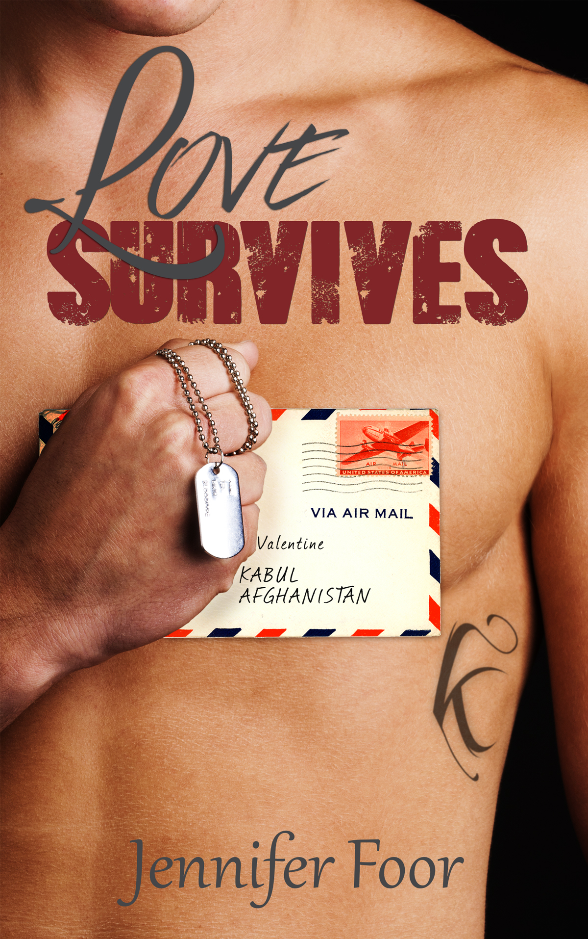 Release Day Blitz – Love Survives By Jennifer Foor