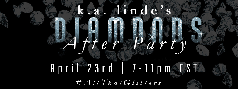Blog Tour, Review, Chapter Reveal & Giveaway – Diamonds by K.A. Linde