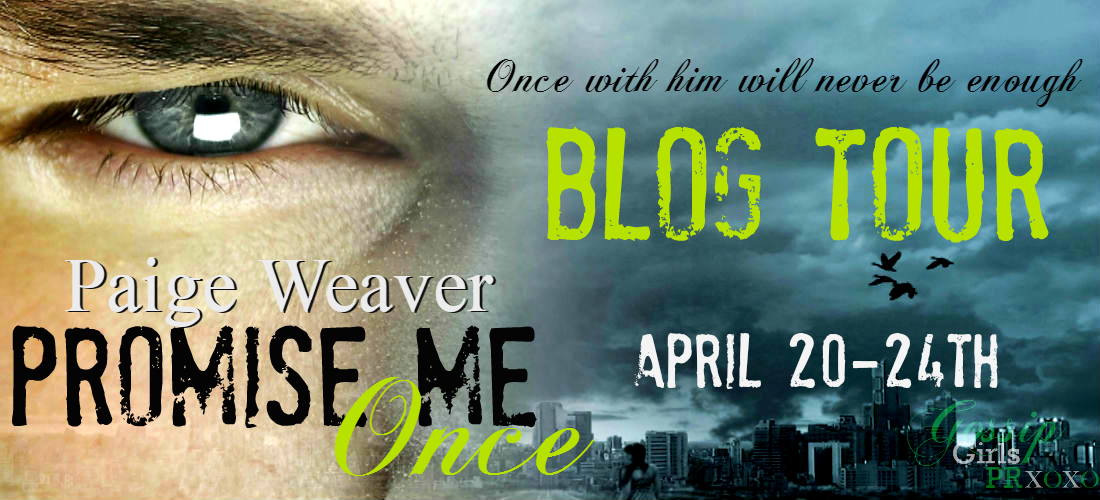 Blog Tour, Review & Excerpt – PROMISE ME ONCE – Paige Weaver