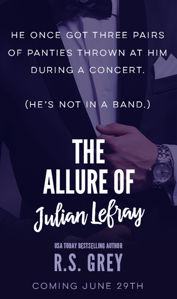 The Allure of Julian Lefray Teaser