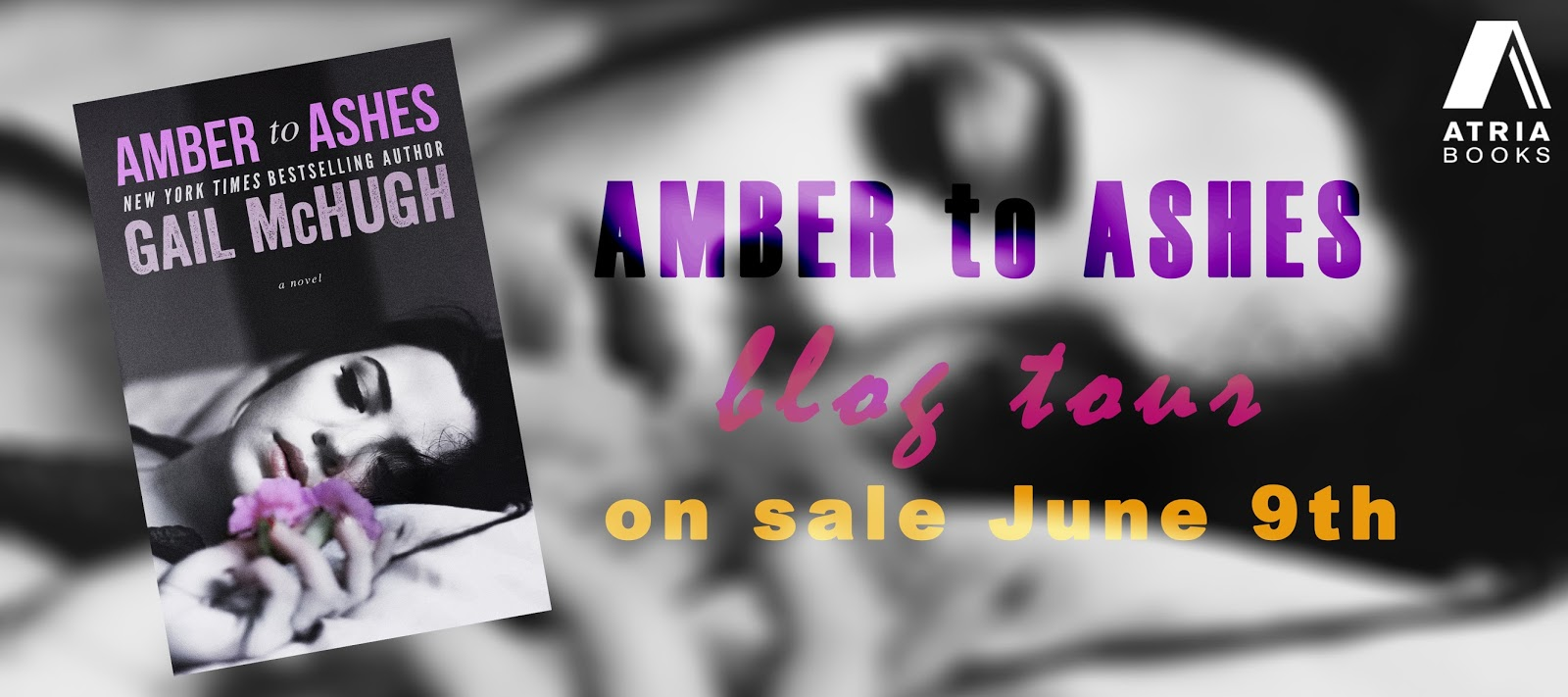 Blog Tour, Review & Giveaway – AMBER TO ASHES by Gail McHugh