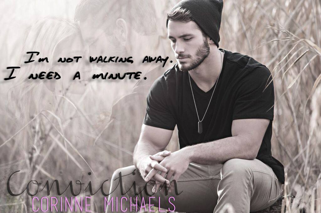 Review – Conviction (Consolation Duet Book 2) by Corinne Michaels