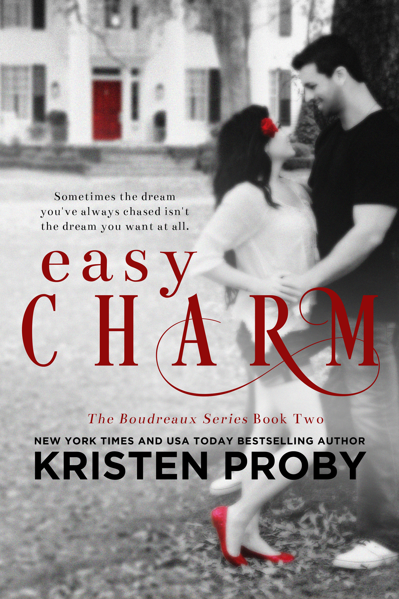 Review & Giveaway -EASY CHARM (The Boudreaux Series Book 2) by Kristen Proby