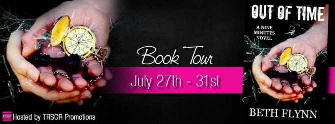 Book Tour Out of Time