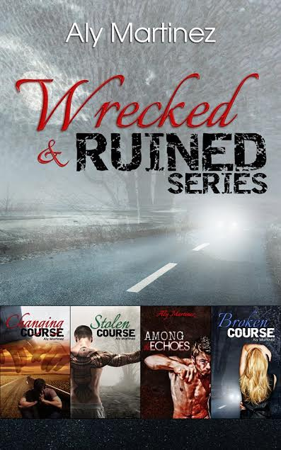 Wrecked and Ruined Series Cover