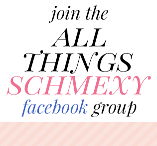 join the schmexy facebook group