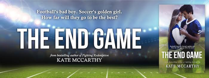 Review – THE END GAME by Kate McCarthy