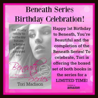 1st Beneath Series Bday