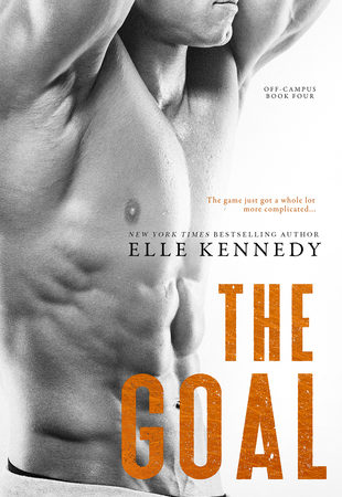 Review – THE GOAL by Elle Kennedy