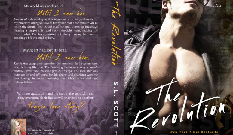 Exclusive Excerpt & Cover Reveal – THE REVOLUTION by S.L. Scott