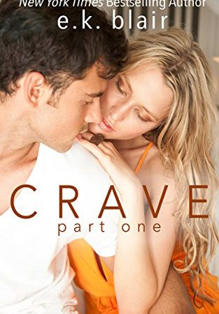 New Release & Review – Crave Part 1 by EK Blair