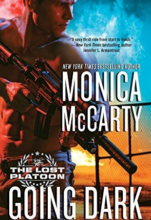 Review & Excerpt – Going Dark by Monica McCarty