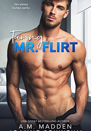 Review – Taming Mr. Flirt by A.M. Madden & Joanne Schwehm