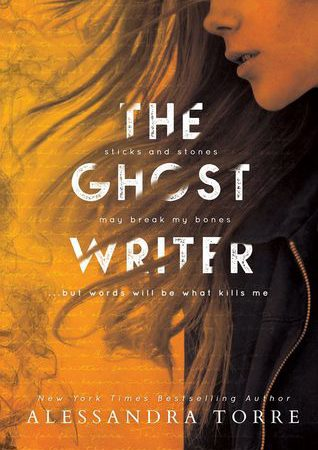 Review – THE GHOSTWRITER by Alessandra Torre